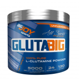 Glutabig %100 Glutamine Powder